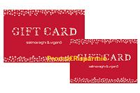 Logo Salmoiraghi '' Un buon Natale si vede'': vinci gratis 300 Gift Card al giorno da 50€