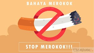 Terbaru, Contoh Karya Ilmiah Tentang Bahaya Merokok yang Paling Lengkap