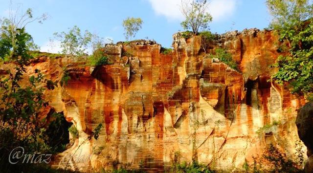 Bukit Pelalangan Arosbaya (Bukit Kapur)