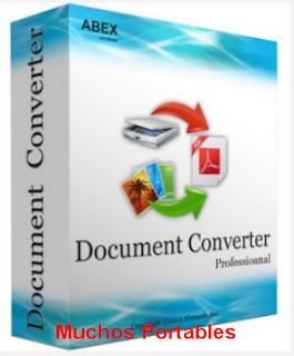 Abex Document Converter Pro v4.0.0 Portable