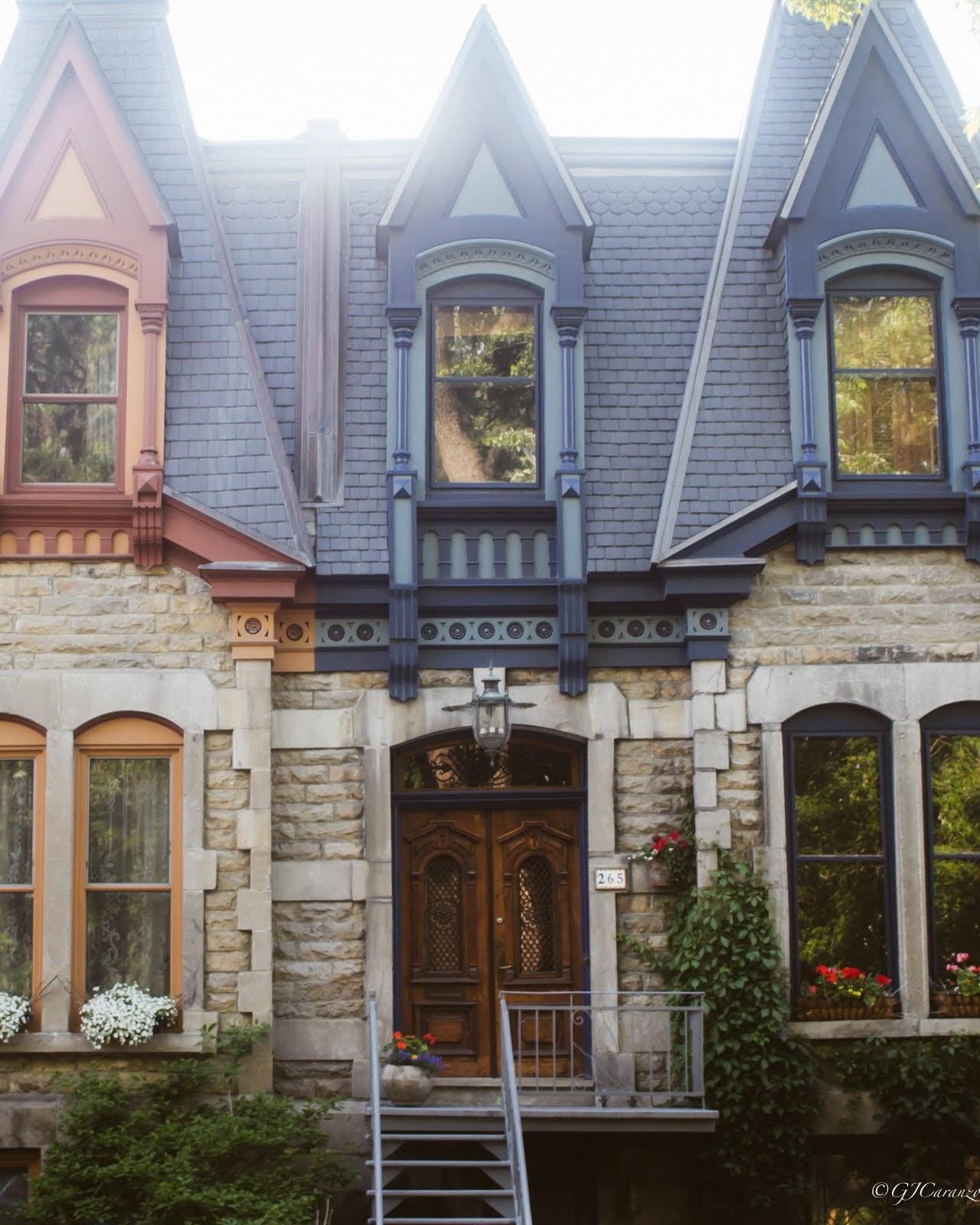 Short Day Trip From Ottawa, Ontario: Square Saint-Louis Montreal, Queubec
