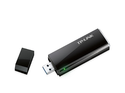 TP-LINK Archer T4U - AC1200 Wireless Dual Band USB Adapter