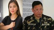 Parlade to Angel Locsin on red-tagging: 'Porke ikaw si Darna, hindi ka na pwedeng magsinungaling'