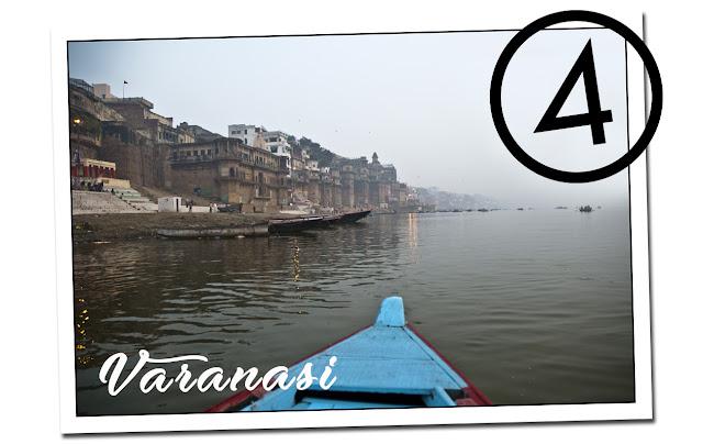 Varanasi, Benarés, Ganges