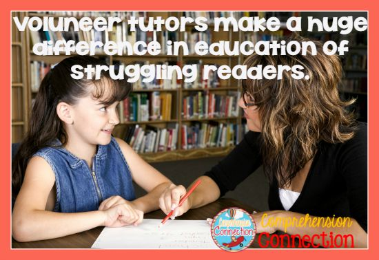 Want to help at school? Consider tutoring a needy child.
