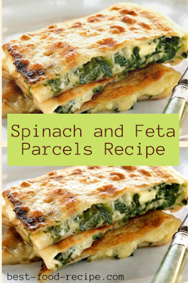Spinach and Feta Parcels Recipe