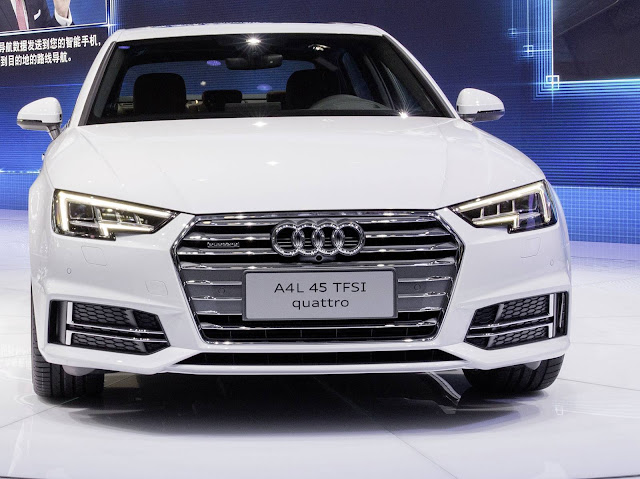 novo Audi A4 L 2017
