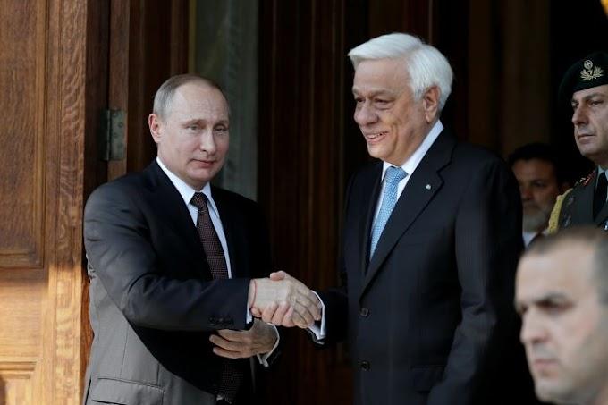 ...Για 40 λεπτά ο Ρώσος ηγέτης χάθηκε από τα μάτια όλων...
