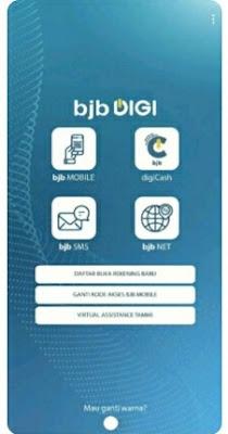 Cara Registrasi BJB Digi (Mobile Banking) tanpa Ke Bank
