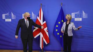 كيف أنقذت ألمانيا بريطانيا في اللحظات الأخيرة ما بعد إتفاقية بريكسيت