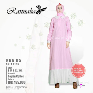 RNA 05 Soft Pink