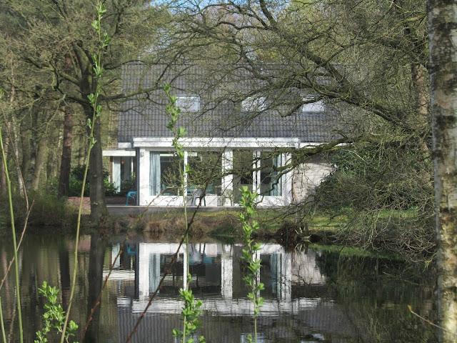 Ferienhaus am Wasser für Angler