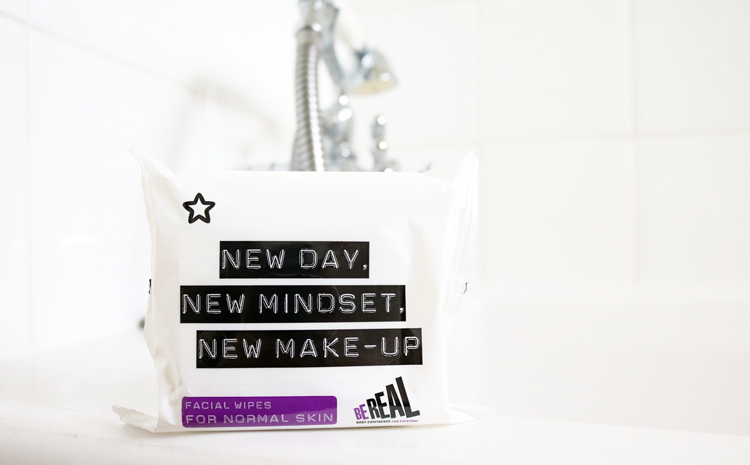 New Superdrug Empowerment Face Wipes & Be Real Campaign for Body Confidence