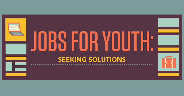 Jobs For Youth   #Infographic