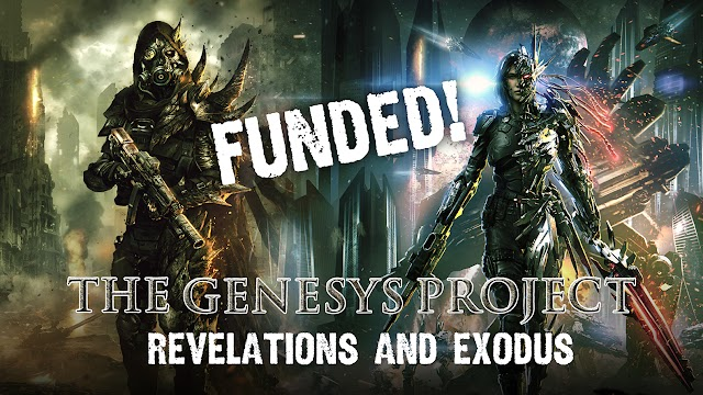 The Genesys Project. New Free Stretch Goals Revealed