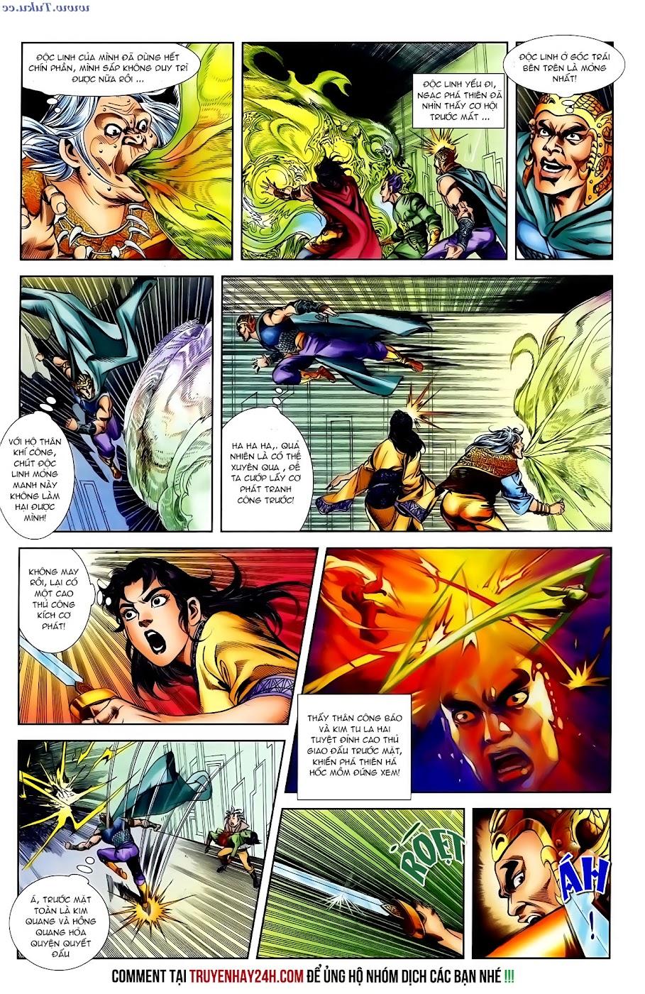 Cơ Phát Khai Chu Bản chapter 98 trang 27