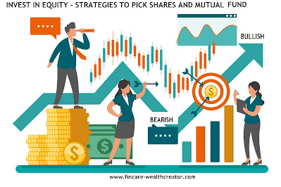 INVEST IN EQUITY – STRATERGIES TO PICK SHARES AND MUTUAL FUND