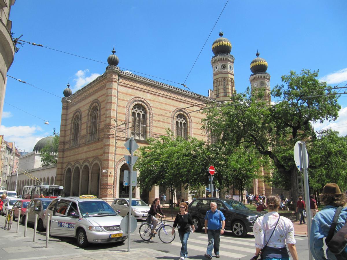 Gran Sinagoga de Budapest, la Sinagoga Dohány