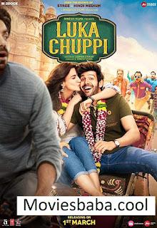 Luka Chuppi (2019) Full Movie Hindi HDRip 480p