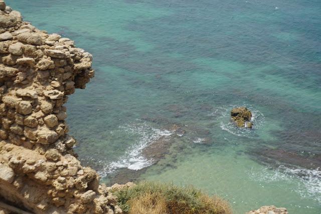 נקודת תצפית לים - אפולוניה