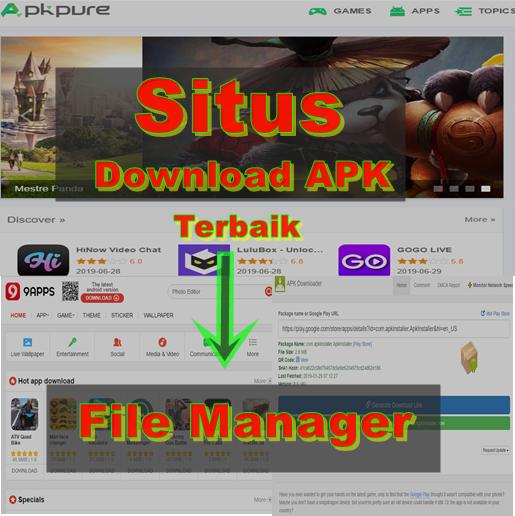 Situs download game dan aplikasi apk