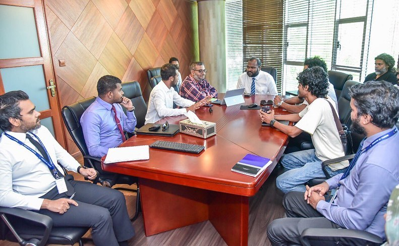 reunion maldivas