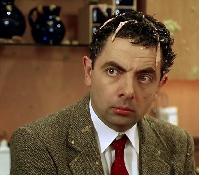 Travis Simpkins Bean 1997 Mr Bean Destroys The Portrait Of Whistler S Mother