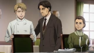 進撃の巨人アニメ第4期72話 『森の子ら   Attack on Titan The Final Season Episode 72