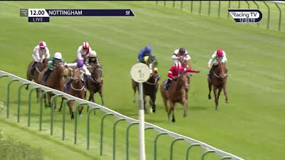 Flaming Princess wins at Nottingham