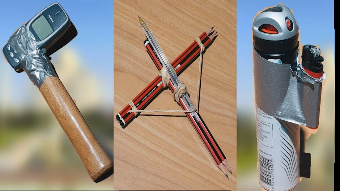 Top 10 Crazy Weapons Made By School Kids