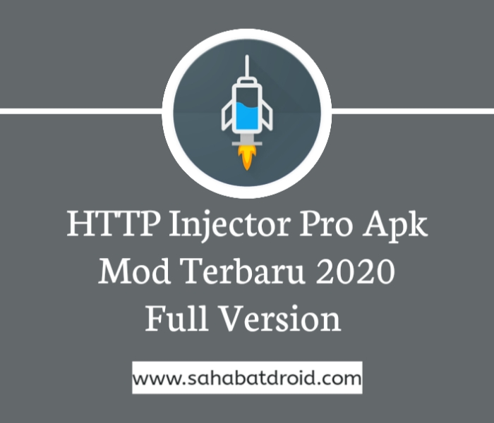 HTTP Injector Pro Apk