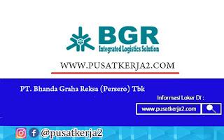 Lowongan Kerja BUMN PT Bhanda Ghara Reksa (Persero) November 2020