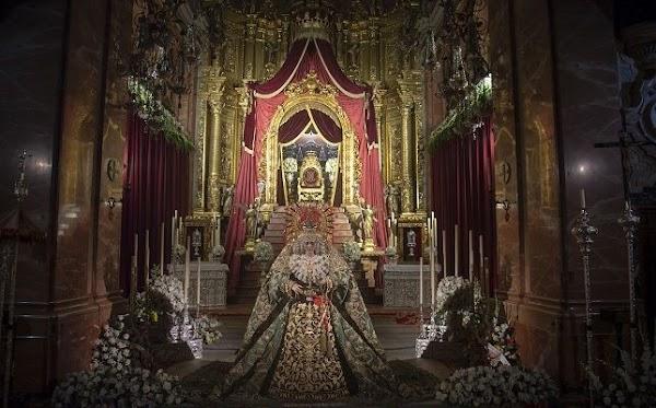La Macarena no realizará el besamanos extraordinario del 425 aniversario