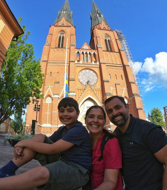Uppsala, Suécia: principais atrações