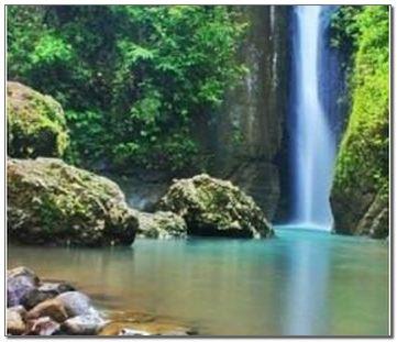 Air  terjun paling bagus di Jogja