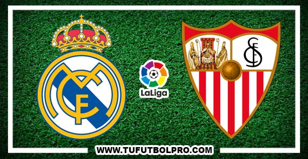 Ver Real Madrid vs Sevilla EN VIVO Por Internet Hoy 9 de Diciembre 2017