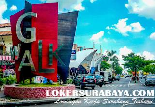 Lowongan Kerja Surabaya Terbaru di Agen Pos G-Walk Juni 2019