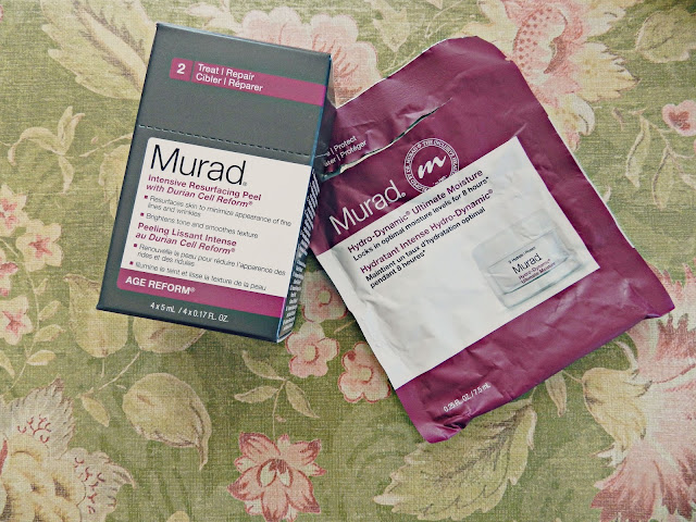 murad age reform intensives review collagen infusion sephora