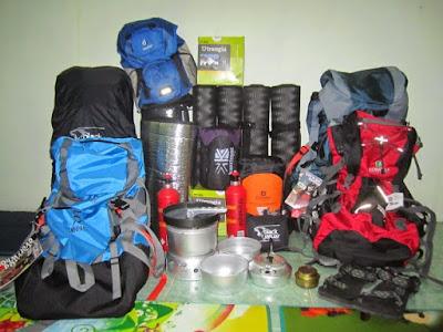Mendaki gunung kini tak hanya sekedar hobi saja Wisata Indah Ini Dia Tips Mendaki Gunung Saat Berpuasa