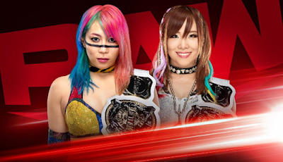Kabuki Warriors Karia Sane Asuka Raw NXT Women Tag Team