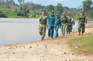 Gia Lai: Nâng mức hệ số phụ cấp hàng tháng lên 1,6 cho Phó Chỉ huy trưởng cấp xã