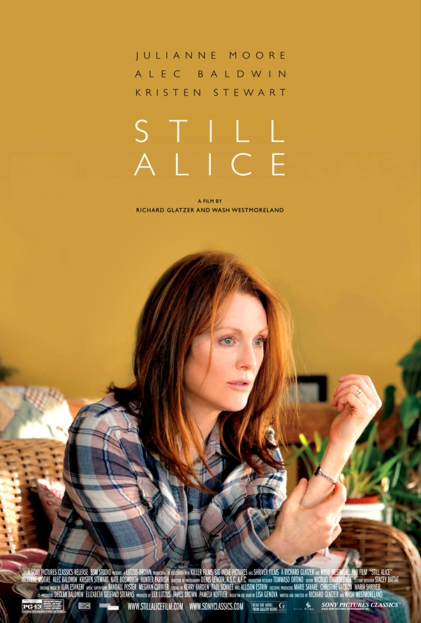 Still Alice, Richard Glatzer, Wash Westmoreland