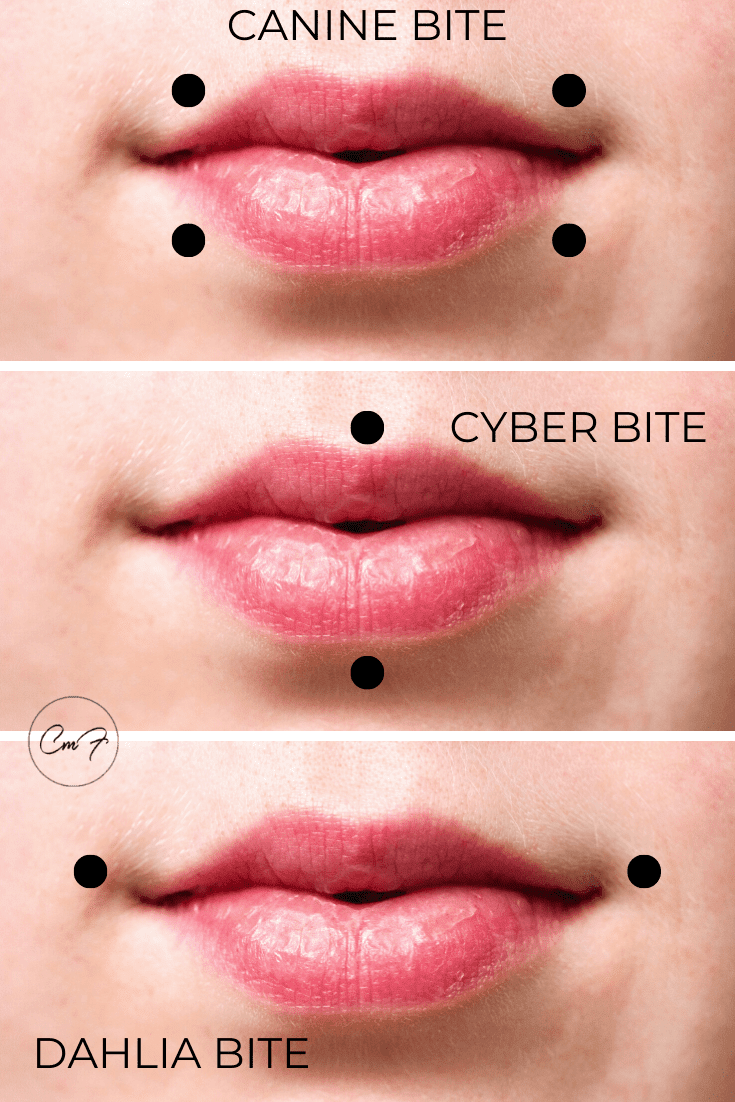 combinazioni di piercing al labbro