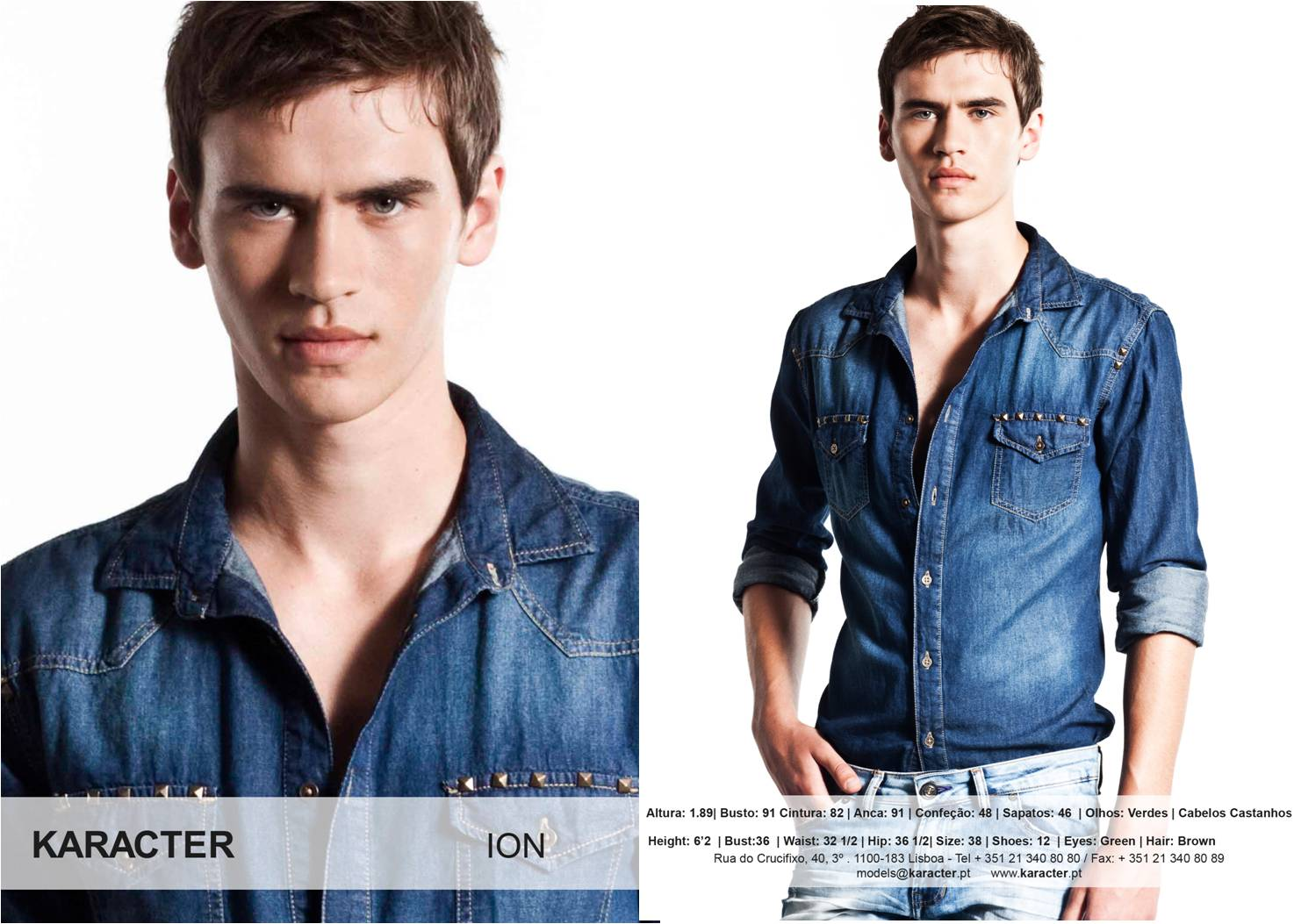 What A Model Agency Looks For Work