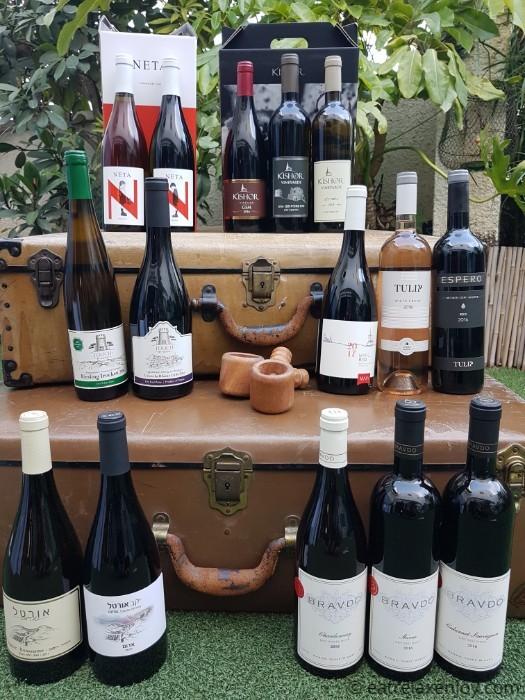 יין לפסח – המלצות ליינות בוטיק לפסח 2019