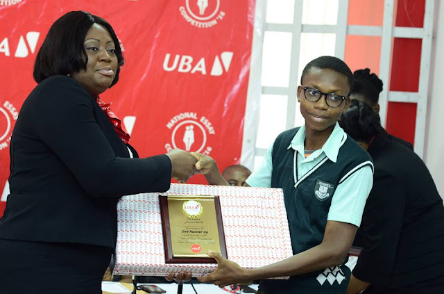 UBA Foundation held the grand finale of the National Essay Competition in Ghana on Monday, November 28, 2016