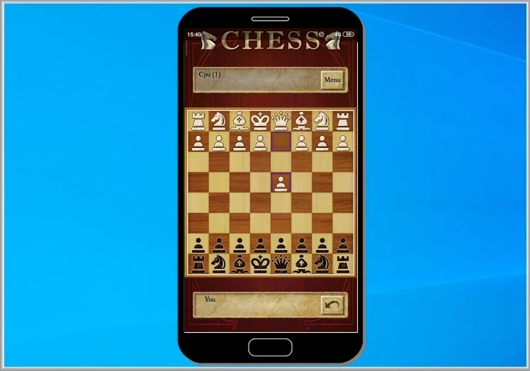 Chess Free : Το καλύτερο Σκάκι για Android