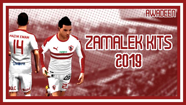 Al-Zamalek SC (Egypt) 2019/2020 Kits - Dream League Soccer Kits