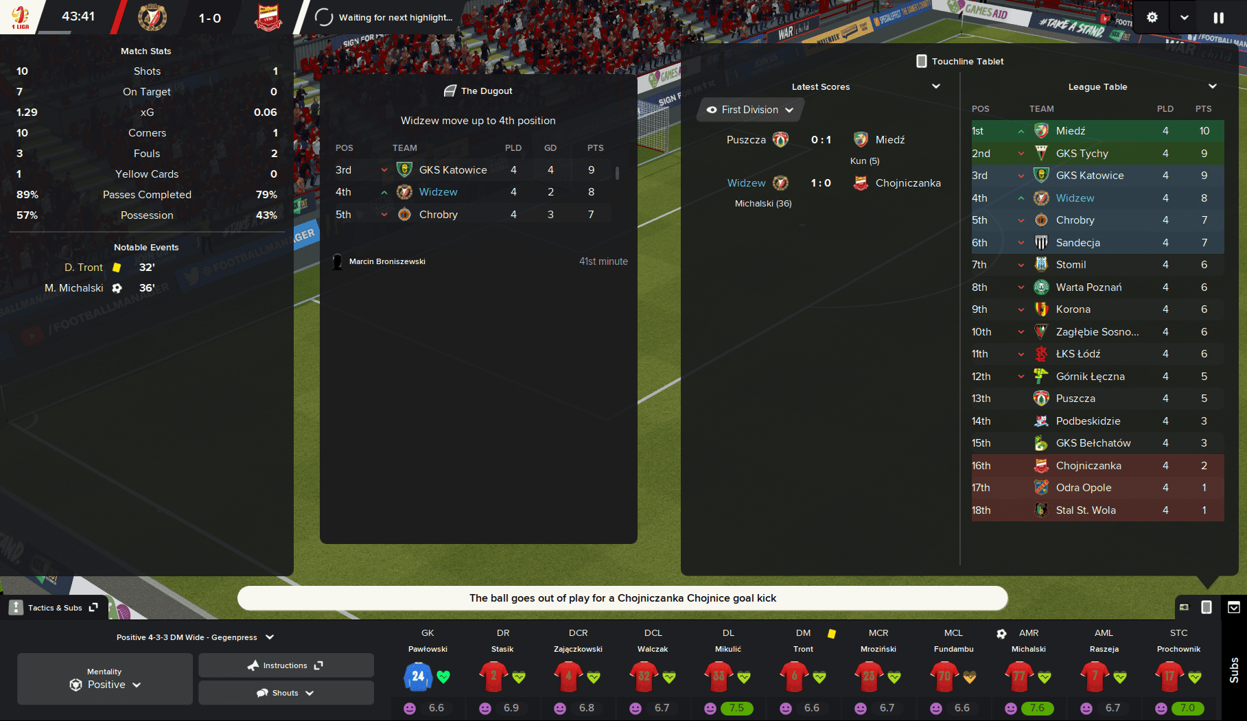 Football Manager 2021 Skin - Dark Polish