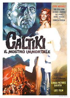 Caltiki, the Immortal Monster – review